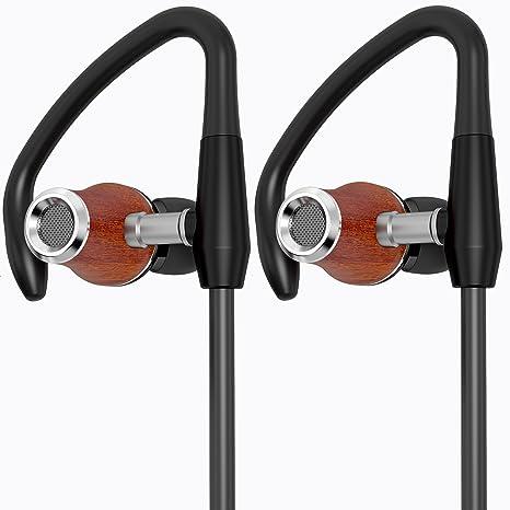 Auriculares de tapón Bluetooth inalámbricos Symphonized NRG S con Aislamiento de Ruido | Auriculares Auriculares con