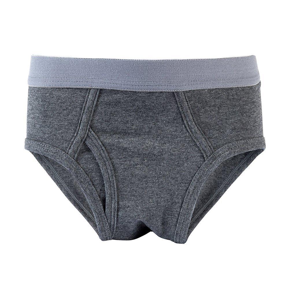 B.GKAKA Little Boys 5 Pack Briefs Solid Color Kids Underwear by B.GKAKA (Image #4)