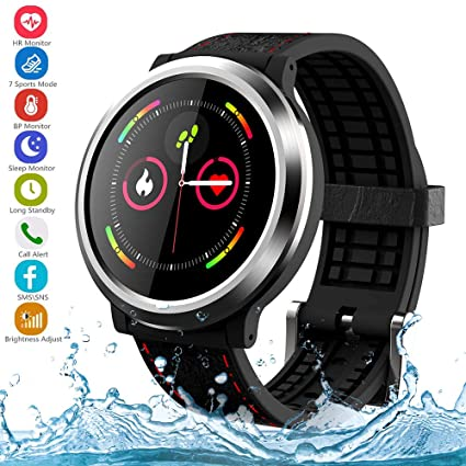 Amazon.com : TLgf Fitness Tracker, Heart Rate Monitor ...