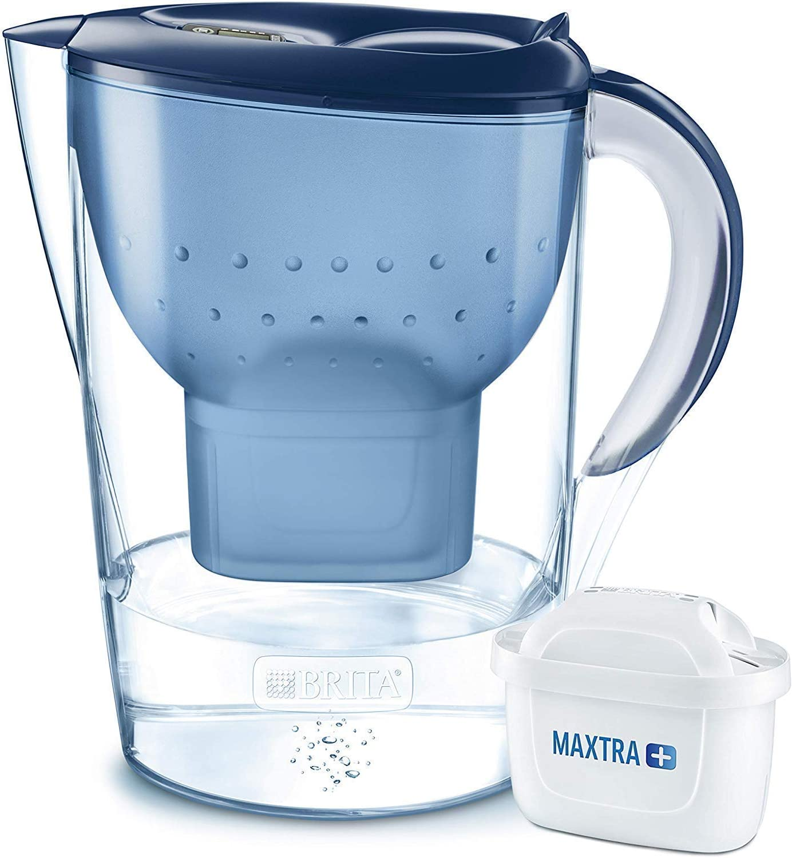 BRITA Marella XL – Jarra de Agua Filtrada con 1 cartucho MAXTRA+ ...