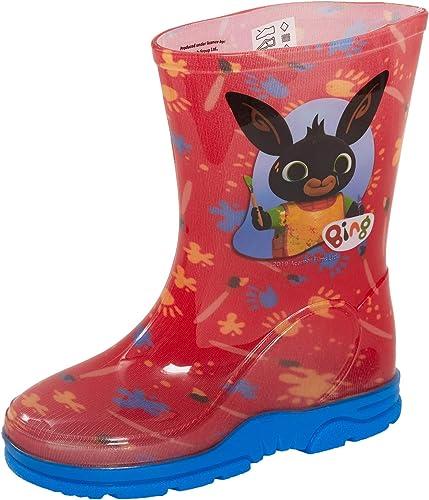 Stivali da pioggia per bambina Bollicine Colorate