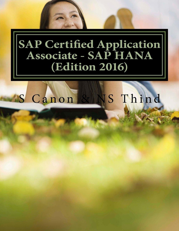 Download SAP Certified Application Associate - SAP HANA (Edition 2016) ebook