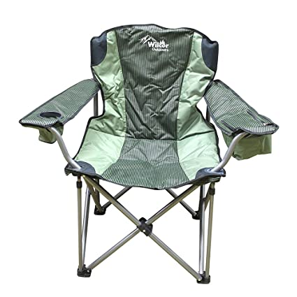 Amazon.com: Wilcor Big & Tall King Size Chair with Carry Bag