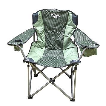Astounding Wilcor Big Tall King Size Chair With Carry Bag Creativecarmelina Interior Chair Design Creativecarmelinacom