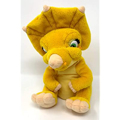 "Land Before Time Cera Plush 9"" Collectible: Toys & Games"