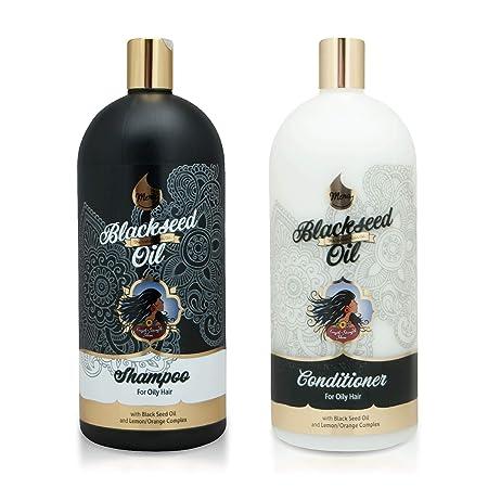 AMLA Oil Shampoo and Conditioner