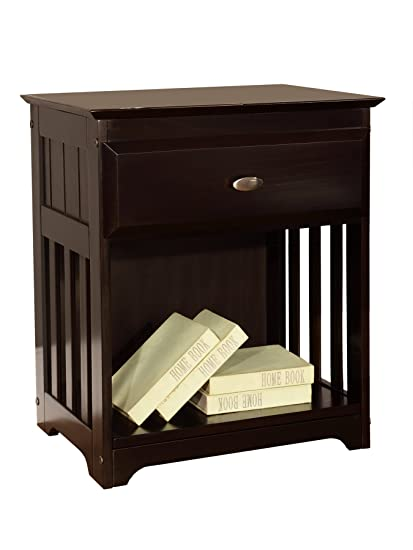 Bon American Furniture Classics 2960 Solid Wood Nightstand