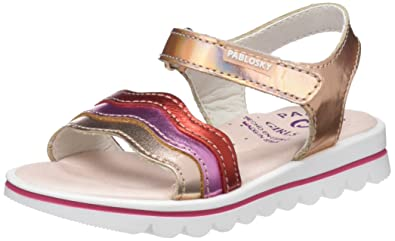 f93508e632c0 Pablosky Girls  454895 Open Toe Sandals  Amazon.co.uk  Shoes   Bags