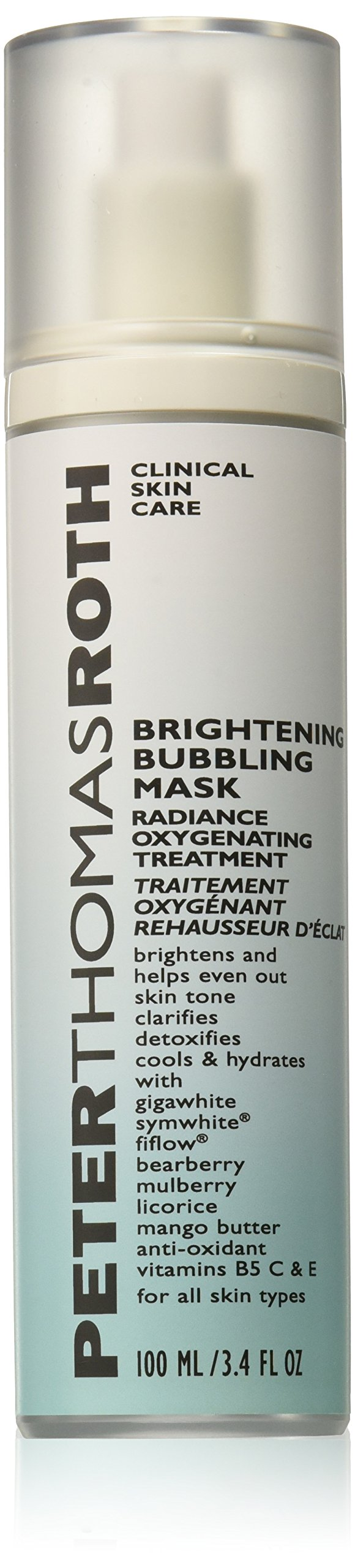 Peter Thomas Roth Brightening Bubbling Mask, 3.4 Fluid Ounce