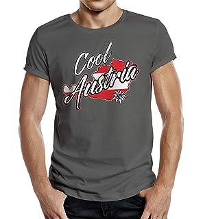 Cool Austria T-Shirt Das Geschenk f/ür /Österreicher