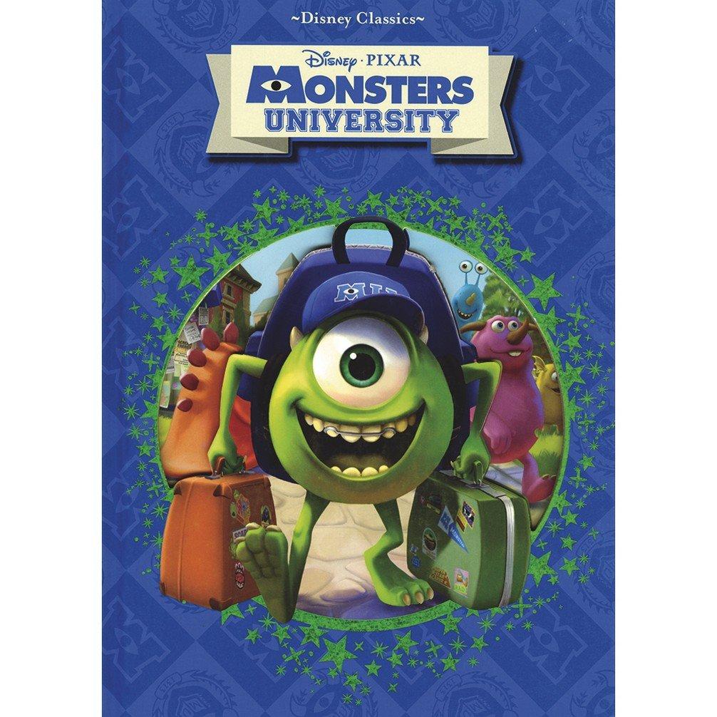 Disney Monsters University Die Cut Classic Storybook pdf