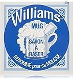 Williams Mug Shaving Soap Bar