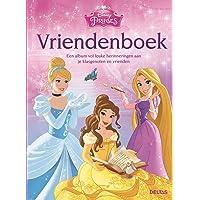 Disney vriendenboek Prinses: Een album vol leuke herinneringen aan je klasgenoten en vrienden