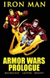 Iron Man: Armor Wars Prologue TPB