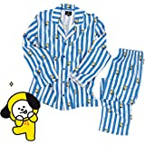 GFEIW BT21 Pijamas Conjunto, KPOP hogar para BTS Bangtan niños Ropa de Dormir BT21 Dibujos Animados v Suga Same Harajuku…