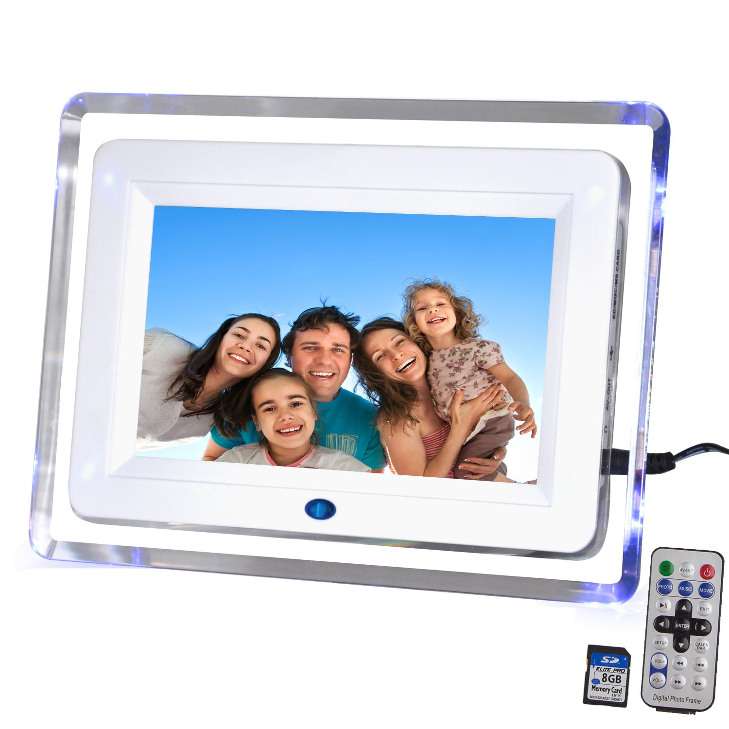 Top 10 Best Digital Photo Frames Buying Guide 2019-2020 on