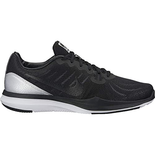 2a62c977eafda Nike Women in-Season TR 7 Premium Training Shoe Black (6.5)  Amazon ...