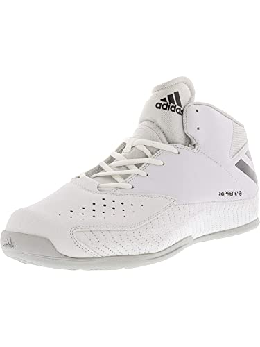 big sale e04a1 c0252 Adidas Men s Next Level Speed V Footwear White Core Black Clear Grey  Ankle-High
