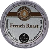 Barista Prima Coffeehouse FRENCH ROAST (Extra Dark Roast) 48 K-Cups for Keurig Brewers (Packaging May Vary)