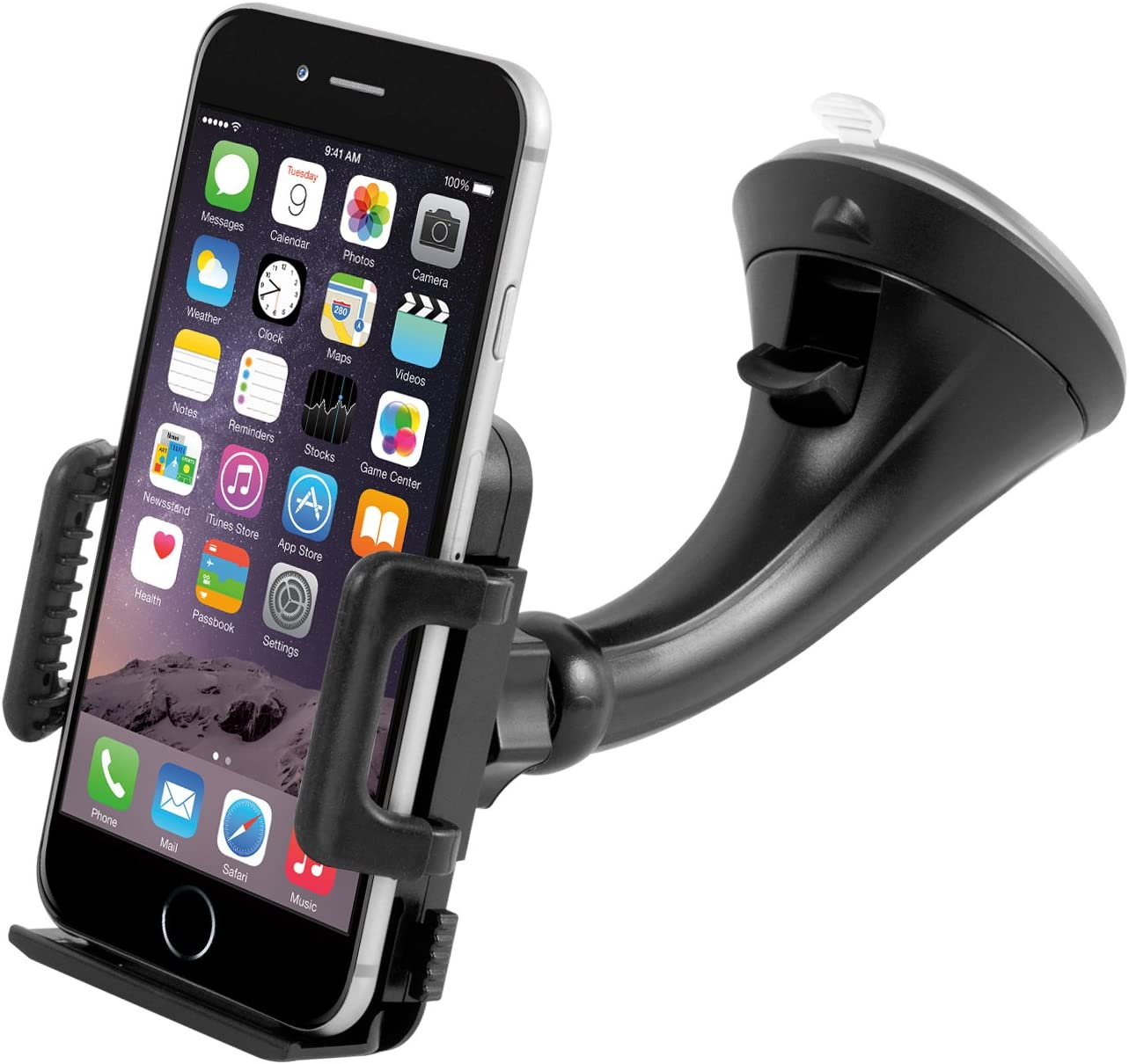 iPhone Xs XR X SE 8 7 Plus 6S 6 UGREEN Magnetic Car Mount Dashboard Cell Phone Holder Compatible for iPhone 11 Pro Samsung Galaxy Note20 S20 S10 S9 S8 Plus Note 10 9 8