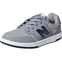 New Balance Men's All Coasts 425 V1 Sneaker, Grey/Navy, 6 D US