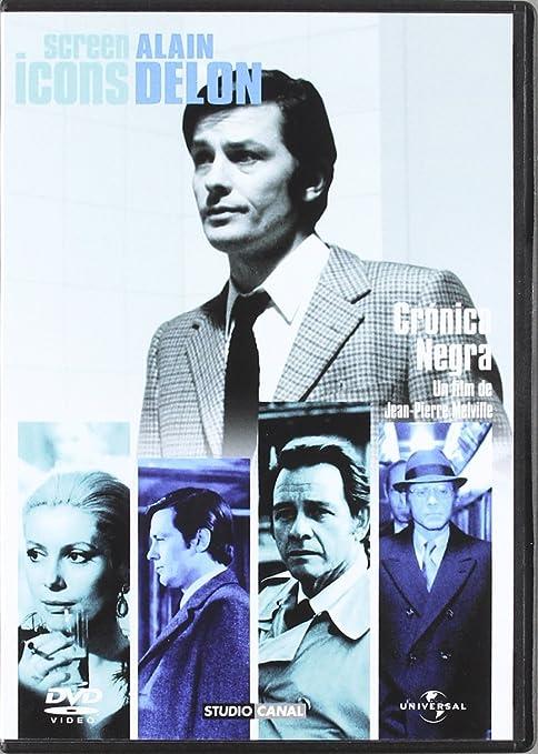 Crónica negra [DVD]: Amazon.es: Alain Delon, Jean-Pierre Melville, Alain Delon: Cine y Series TV