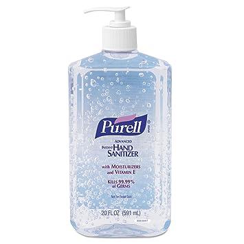 Amazon Com Purell Hand Sanitizer 20 Oz 12 Per Carton