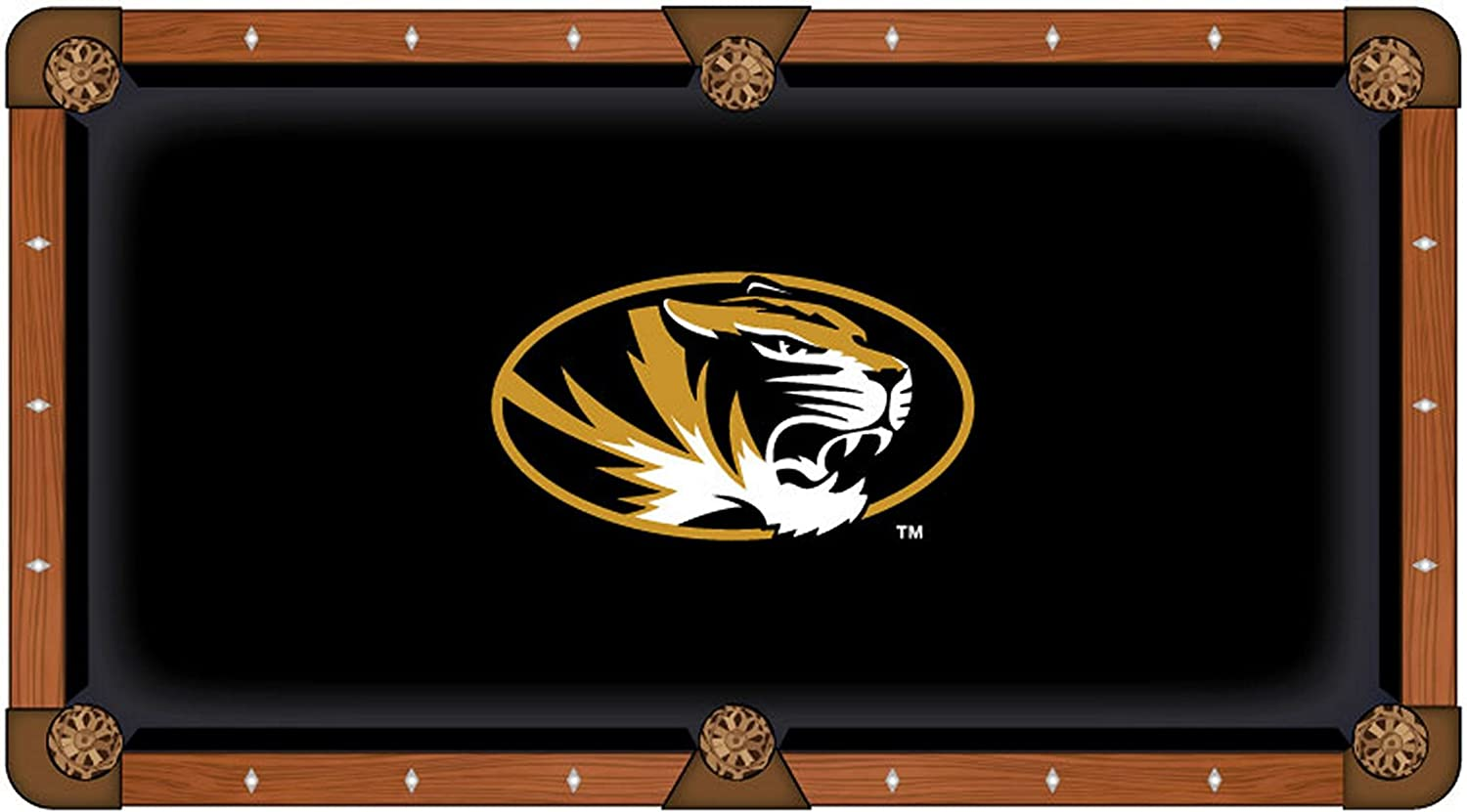 Missouri Tigers HBSブラックwith Mizzou