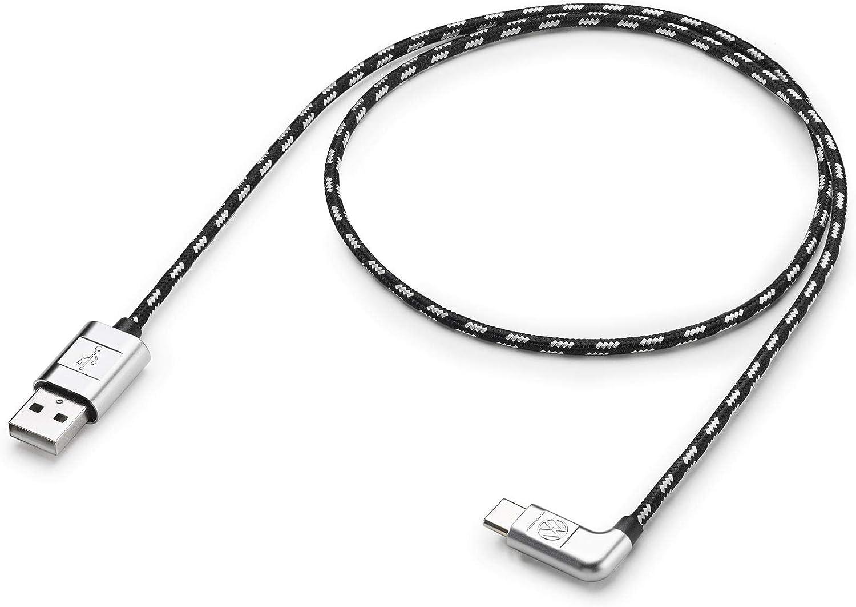 VW USB a Sur USB C Premium Câble 70 cm câble de charge Câble de données 000051446ah