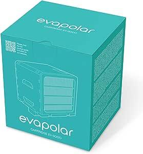 Evapolar evaSMART Air Cooler Spare Cartridge for Evapolar Air Conditioner EV-3000