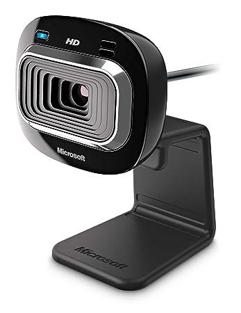 Microsoft LifeCam HD-3000 webcam 1 MP 1280 x 720 Pixel USB 2.0 Nero   Microsoft  Amazon.it  Informatica e7ebfdf03bb8