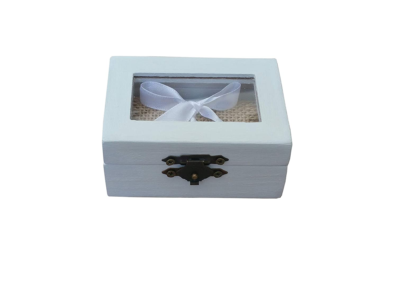 Caja alianzas, caja anillos compromiso,Caja anillos de boda color ...