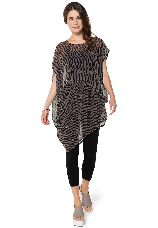 Doris Streich Women's Shirt Sleeveless Dress Small