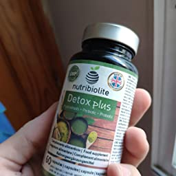 Detox Plus   Adelgazante Drenante para Desintoxicar Hígado ...