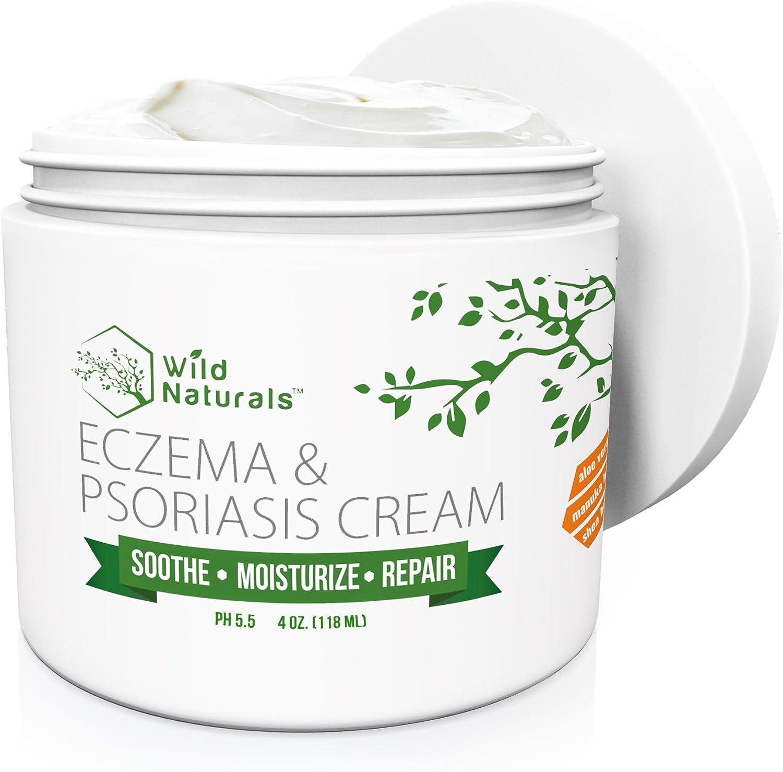 Wild Naturals Eczema Psoriasis Cream