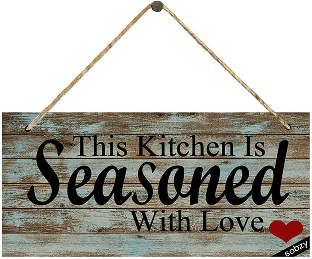 Kitchen wall decor Rustic kitchen signs Kitchen signs Kitchen decor Happiness is homemade sign Farm sign