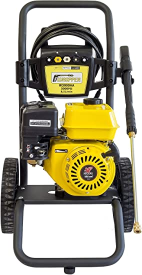 Petrol Pressure Washer 3000 PSI - The Most Durable Petrol Pressure Washer