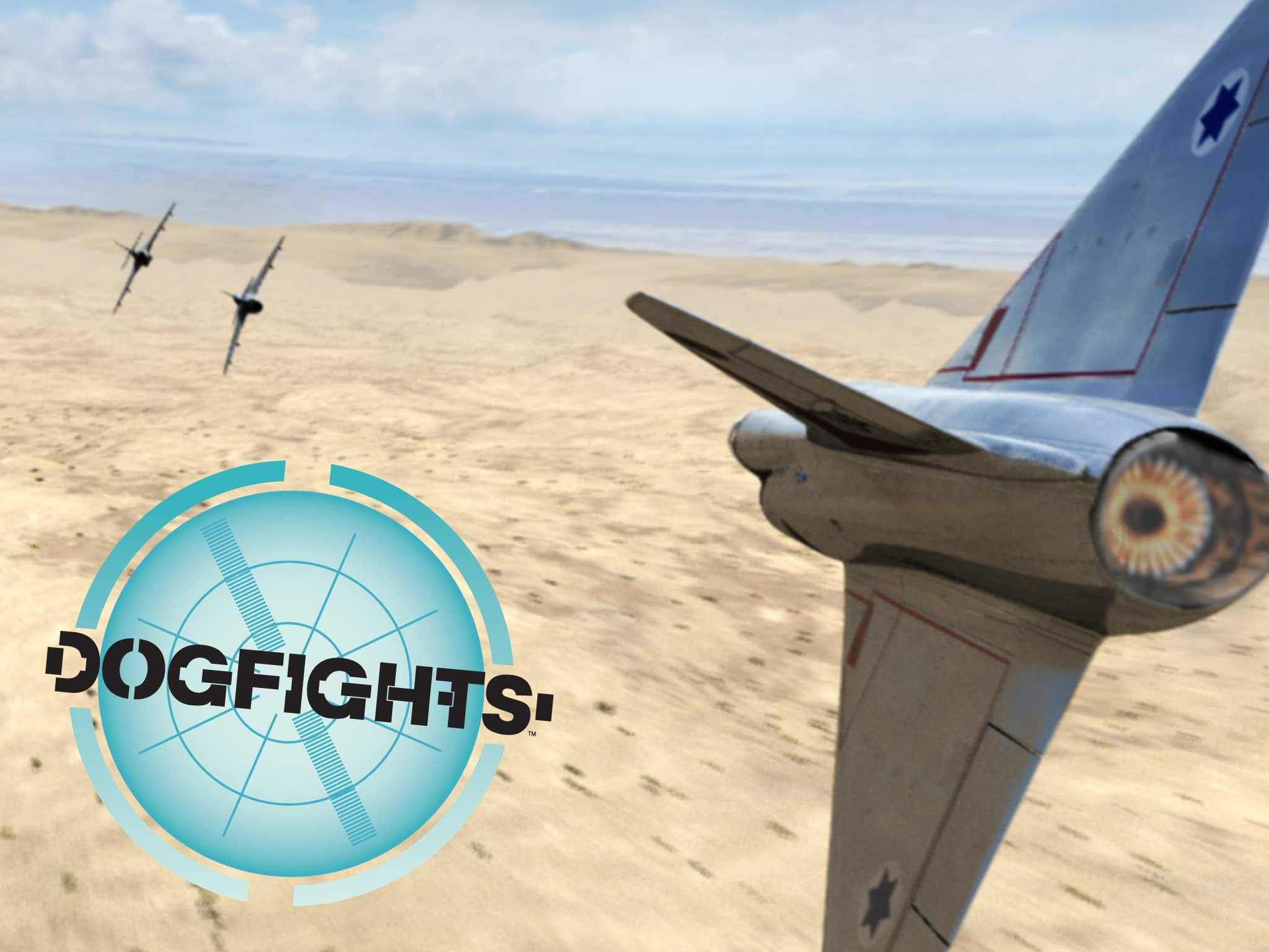 Dogfights  – S2, Ep11 – P-51 Mustang