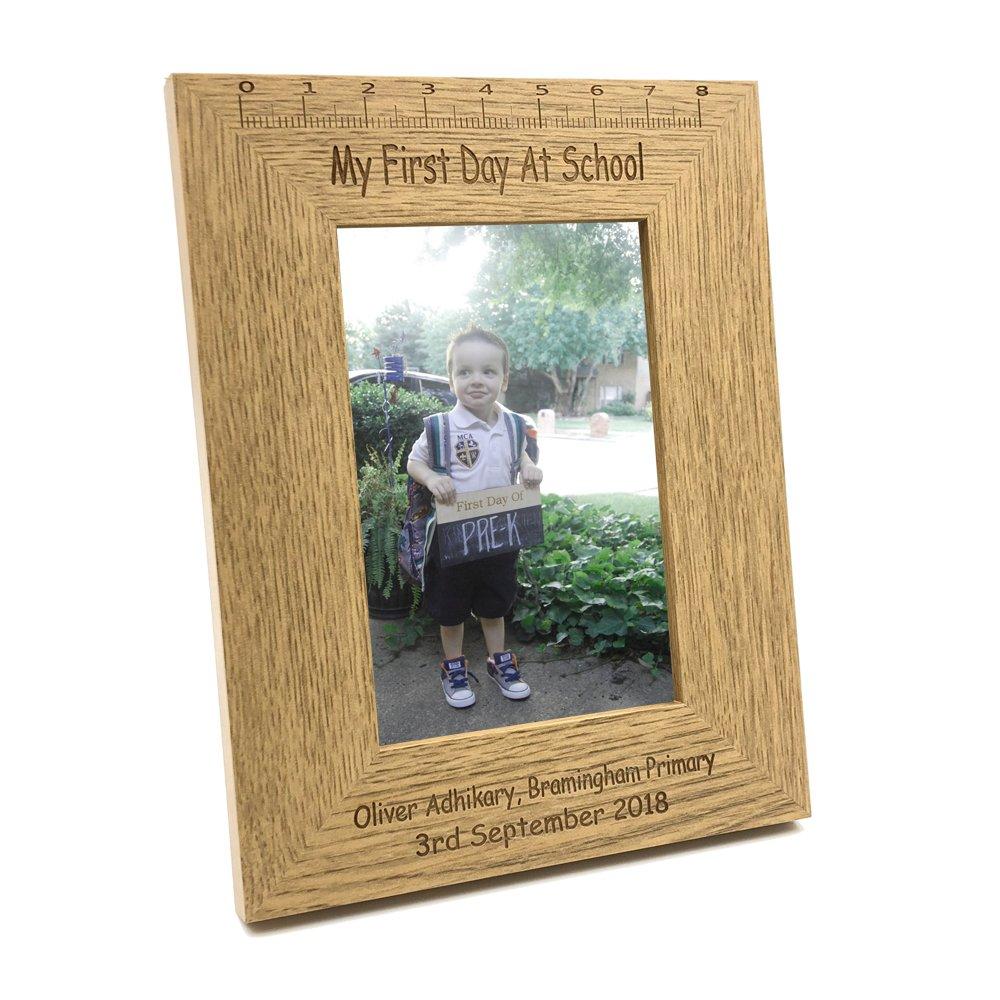 4 x 6 Inch ukgiftstoreonline My First Birthday Photo Frame 1st Keepsake Gift