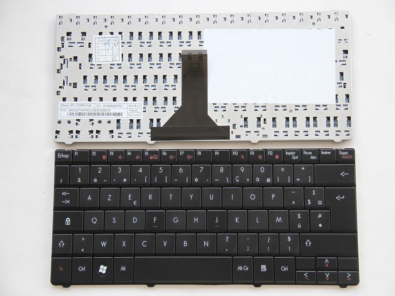 Azerty francés teclado para Packard Bell EasyNote RS65 RS66 ...