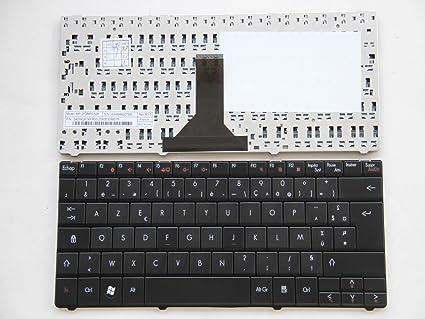 Azerty francés teclado para Packard Bell EasyNote RS65 RS66