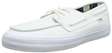 vans chauffeur white