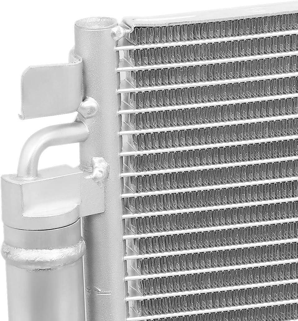 3468 Aluminum A//C Condenser for Chevy Equinox Pontiac Torrent 3.4L V6 06-09