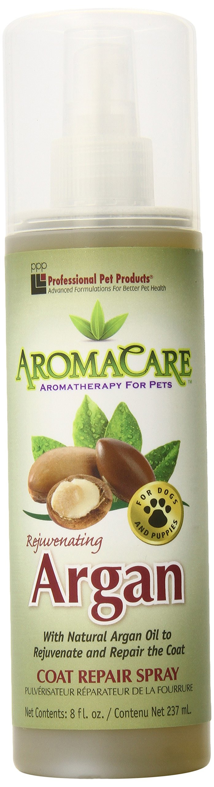 PPP Pet Aroma Care Rejuvenating Argon Spray, 8-Ounce by PPP