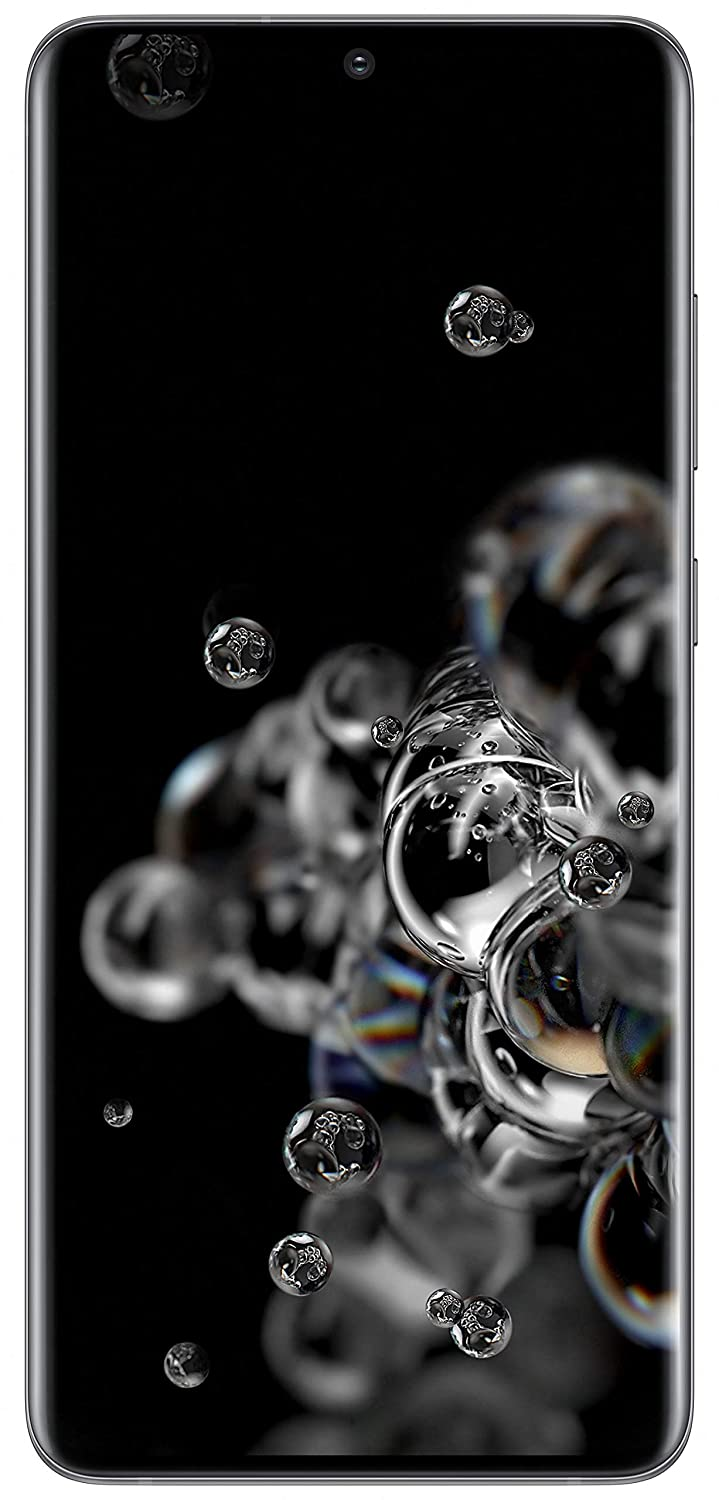 Samsung Galaxy S20 Ultra Cosmic Gray 12gb Ram 128gb Storage With No Cost Emi Additional Exchange Offers Amazon In Electronics