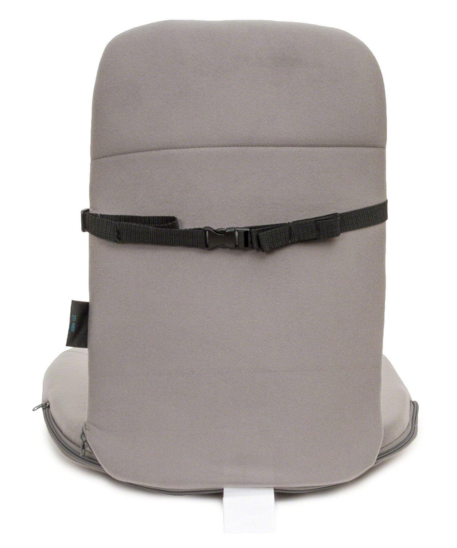 Black Jobri BetterBack with LumbiPad Back Support