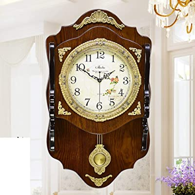 Amazon Com Bulova C4337 Mayfair Chiming Wall Clock
