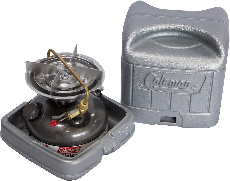COLEMAN Sportster II sans Plomb Réchaud avec Housse de Transport