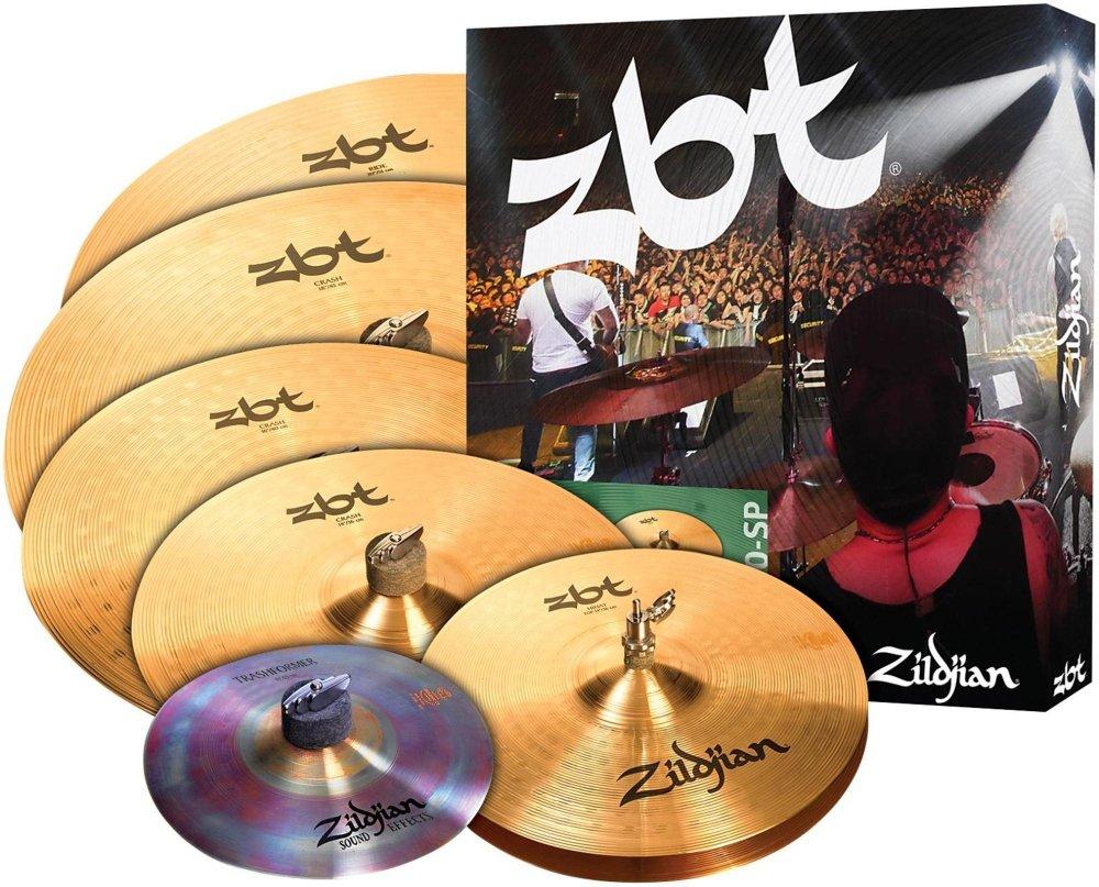 Zildjian ZBT 390 Series Super Cymbal Pack by Avedis Zildjian Company