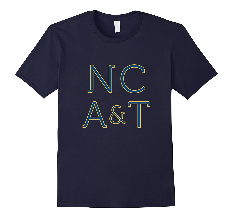 Aggie Spirit T Shirt A&T NC Design-T-Shirt
